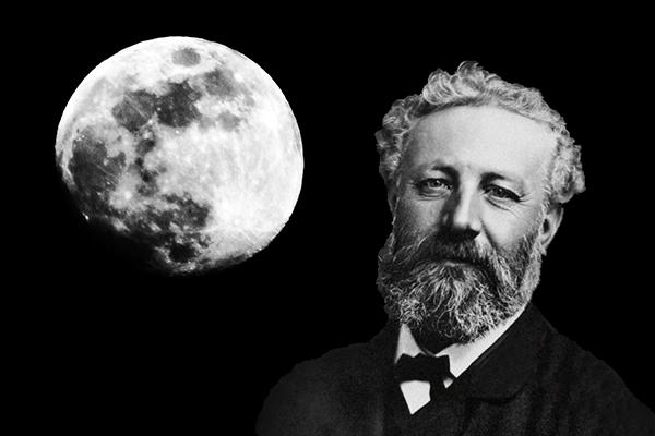 Influencia de Julio Verne en la llegada a la Luna