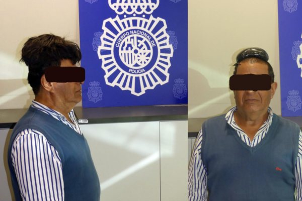 Policía Nacional España Colombia