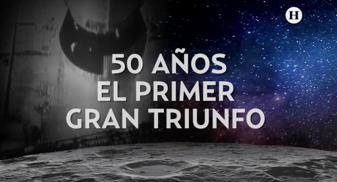 """A 50 años del """"gran paso para la humanidad"""""""