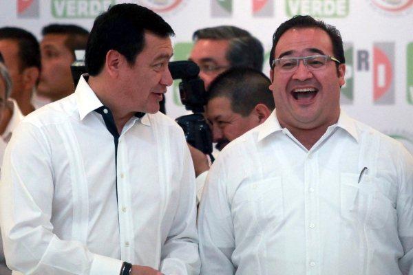 Miguel Ángel Osorio Chong Javier Duarte