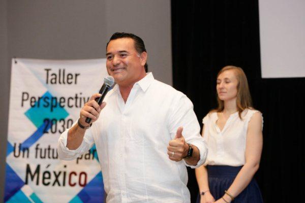 Renán Barrera Mérida