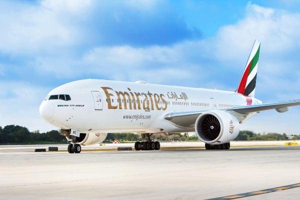 Aerolínea-Emirates