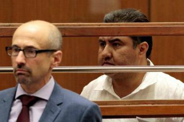 Naasón Joaquín fue detenido el pasado mes de junio. Foto: Especial.
