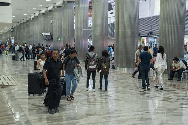 Toluca es un aeropuerto principalmente orientado para aerolíneas de bajo costo y para vuelos punto a punto que no necesitan conexión. Foto: Cuartoscuro