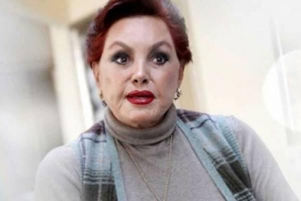 TRABAJO. La actriz tenía más de una década alejada de los escenarios. Foto: Especial.