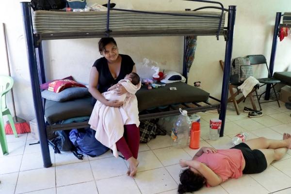 De acuerdo a la Secretaría de Salud del Estado, con base en el Programa de Atención a Migrantes, las madres son de Guatemala, Honduras, El Salvador, Haití, Nicaragua, Congo y Cuba. Foto:Marcopolo Heam