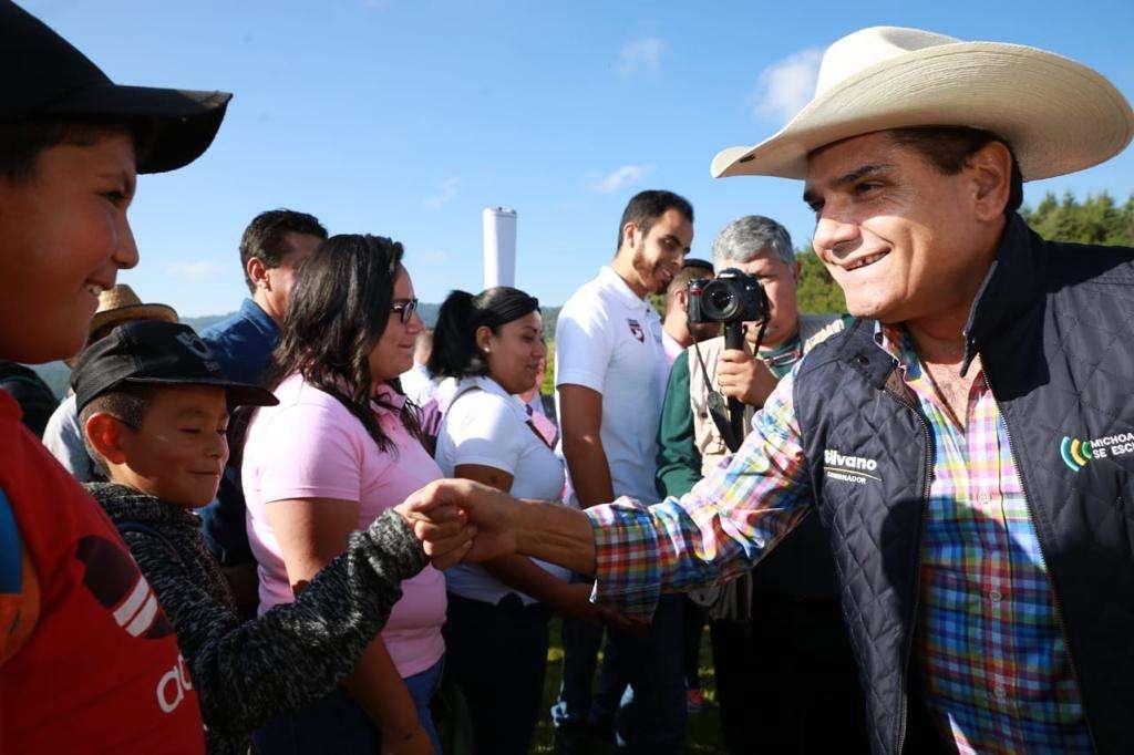 Silvano Aurelores urge recuperar zonas boscosas