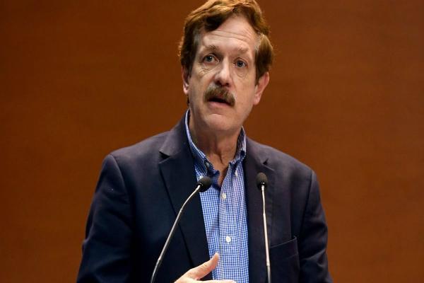 Juan Carlos Romero Hicks denuncia exclusión. Foto: especial