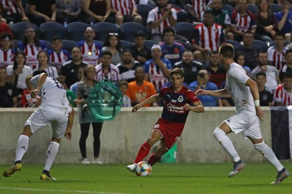 El próximo sábado las Chivas se medirán ante el Benfica de Portugal. Foto: Especial.