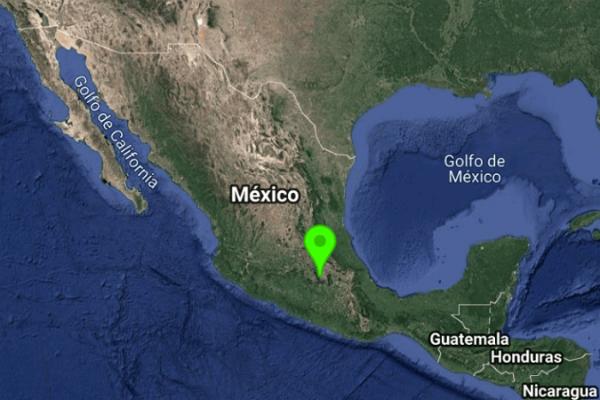 Hasta el momento se han registrado 3 sismos. Foto: Especial.