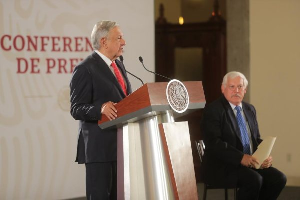 AMLO Presidencia La Mañanera