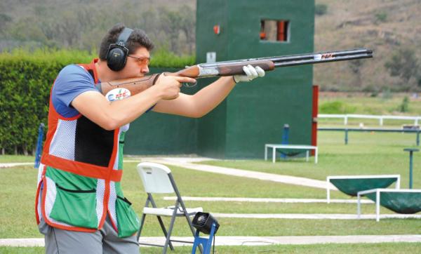 SENTIMIENTO. Orozco sólo piensa en ganar una medalla de oro en los Juegos de Lima 2019.  Foto: Especial.