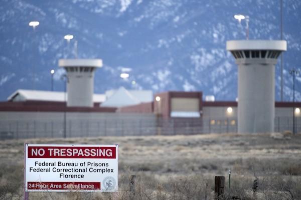 El Chapo Prisión ADX Florence Colorado EU cadena perpetua