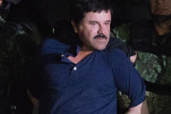 las últimas palabras de El Chapo Guzmán antes de ser condenado