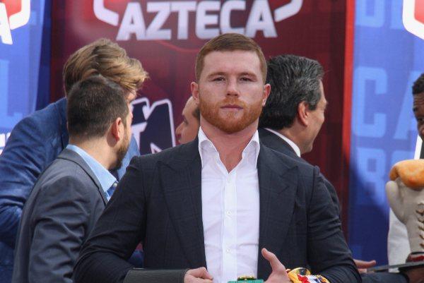 Canelo Álvarez Box