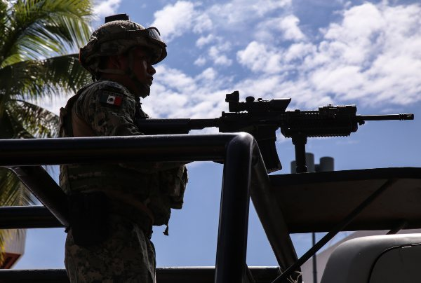 La Secretaría de la Defensa Nacional (Sedena). Foto: Cuartoscuro