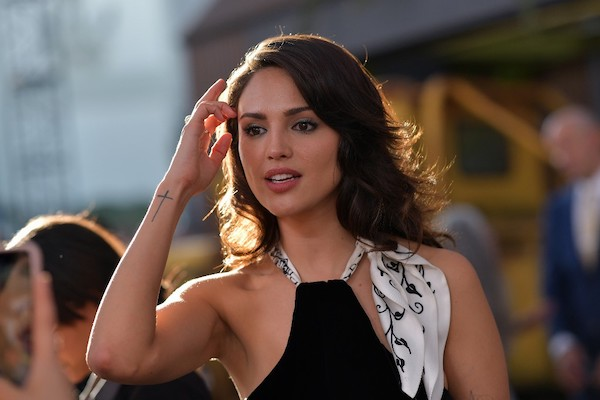 Eiza González actriz mexicana Hollywood ADN