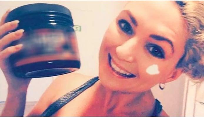 La madre de la joven señaló que su hija temblaba cuando tomaba los suplementos alimenticios, por lo que le advirtió sobre su excesivo consumo de proteínas y sus rutinas de ejercicios Foto: Instagram