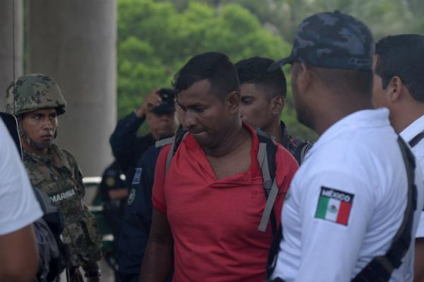 El senador del PAN, Damián Zepeda consideró que en la práctica México ya es un tercer país seguro. Foto: Especial.