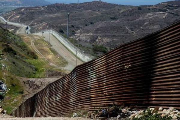 En respaldo a la política del presidente Donald Trump sobre la inmigración. Foto: Especial.