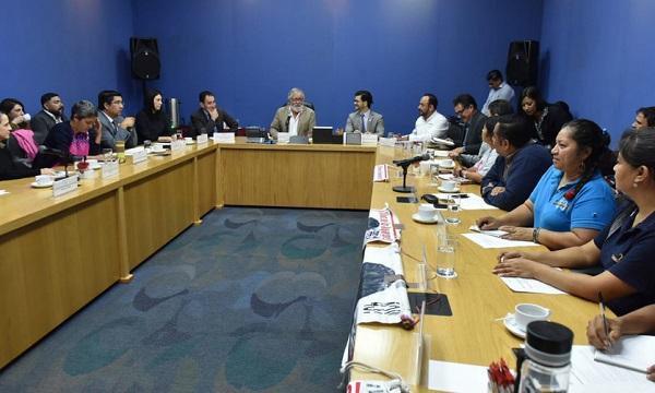 El Subsecretario de Derechos Humanos, Población y Migración, Alejandro Encinas Rodríguez anunció se convocará a una reunión extraordinaria de la Comisión Presidencial para ahondar en los avances en las líneas de investigación pendientes. Foto: Especial