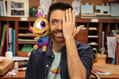 INNOVACIÓN. El programa se estrenará el 21 de julio por Disney Channel. Foto: Especial.