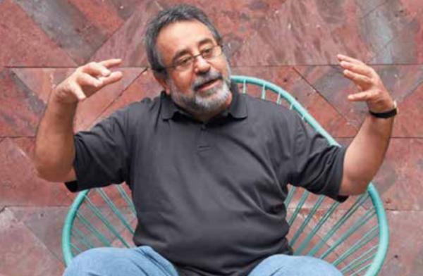 EFEMÉRIDE. El astrónomo de la UNAM José Franco, pública Alunizaje. Foto: Daniel Ojeda.