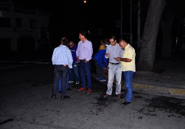 De acuerdo con el Sismológico Nacional el sismo se registró en Álvaro Obregón a las 22:30 horas, hasta el momento no se reportan daños. foto: Notimex