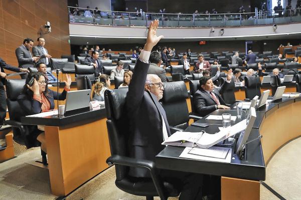 Los integrantes de la Permanente expresaron su rechazo. Foto: Especial.