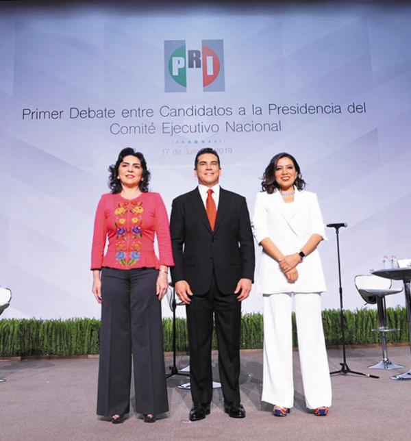 2 debates se tienen programados. FOTO: CUARTOSCURO.