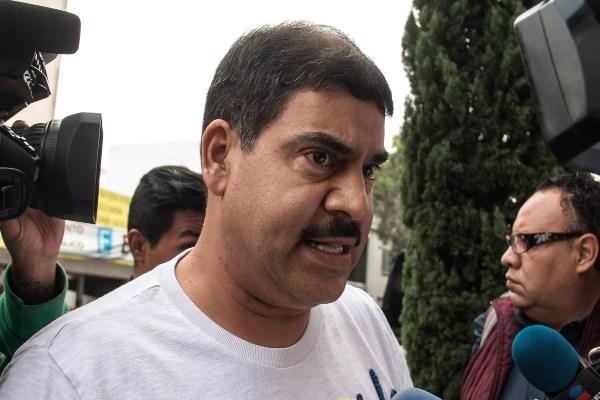 Ronquillo dijo estar contento con el desempeño de las autoridades en el caso. Foto: Archivo | Cuartoscuro