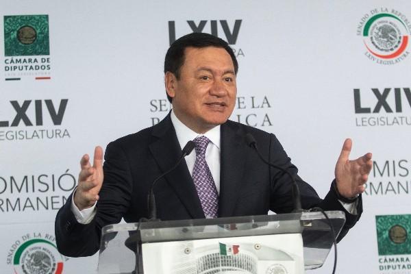 Jaime Bonilla está abusando del poder antes de llegar a él, advierte Osorio Chong