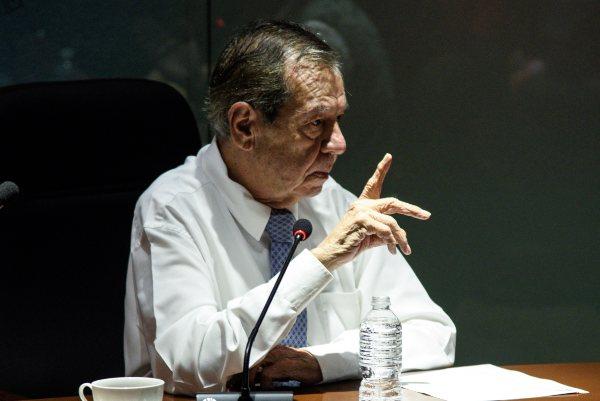 Olga Sánchez Cordero Porfirio Muñoz Ledo