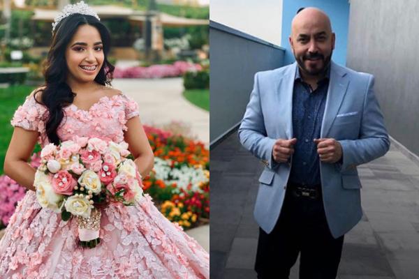 Lupillo Rivera celebró los 15 años de su hija lupita con una fiesta sorpresa