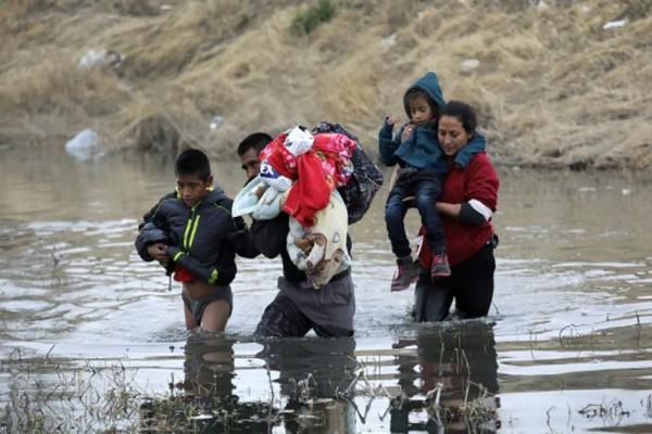 Río Bravo será vigilado en México. Foto: especial