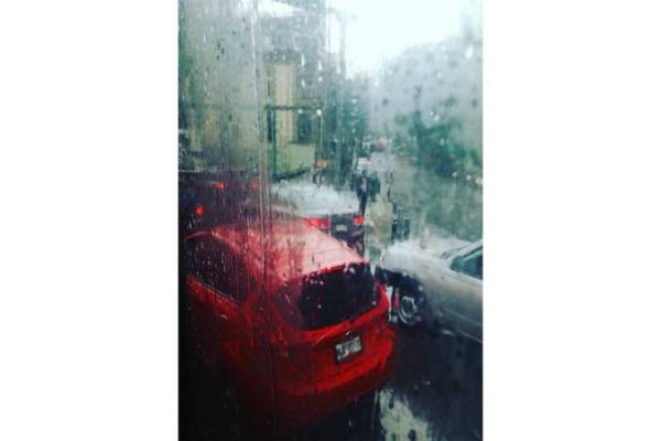 Lluvia en la cdmx. Foto: especial
