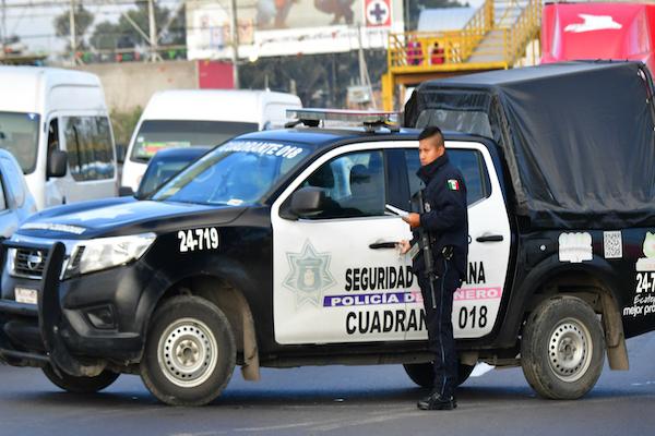 Muere ladrón abatido en Ecatepec. Foto: especial