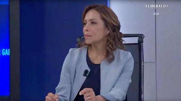 Vázquez Mota expresó que es muy importante la salvaguarda de las mujeres y los niños.  Foto: Especial