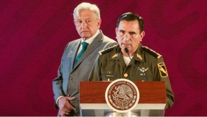 El general Eduardo León Trauwitz, exescolta de Enrique Peña Nieto, es acusado de robo de combustibles en Pemex. Foto: Especial