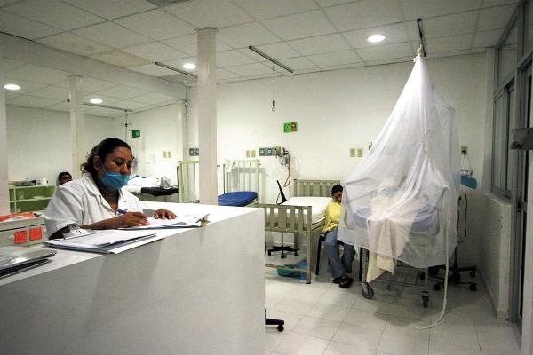 ATENCIÓN. Los pacientes tendrán mejores cuidados. Foto: Cuartoscuro