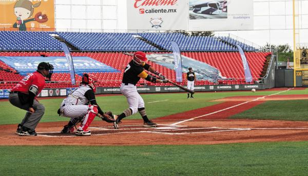 FULGOR. Las próximas promesas del beisbol mexicano siguen destacando. Foto: Probeis.
