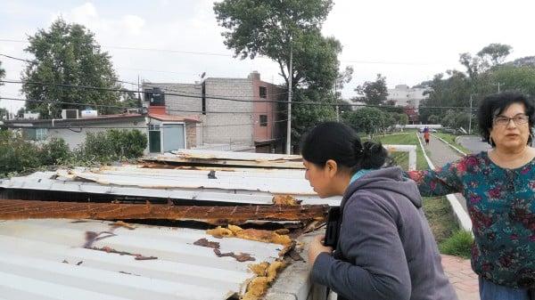 ABANDONO. El cárcamo del Emisor Poniente se encuentra en mal estado. Foto: Leticia Ríos