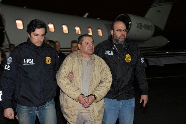Chapo Guzmán AMLO México