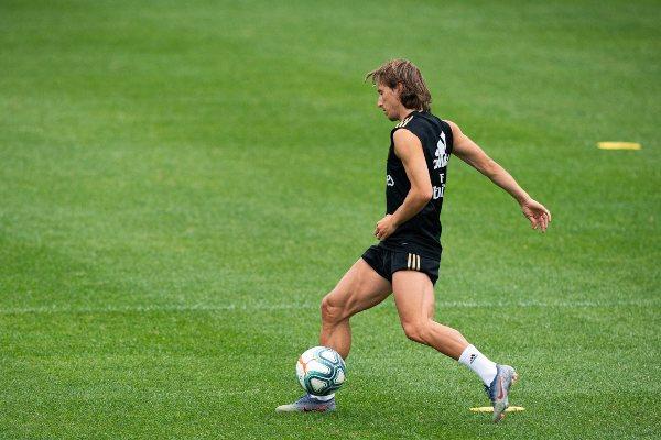 Luka Modric Milan