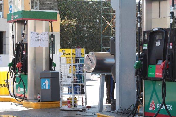 Gasolinas Hacienda