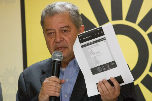 denuncias a diputados de Ley Bonilla
