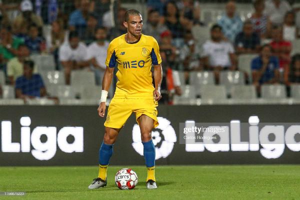 Porto espera a su rival en la final de la Copa Ibérica. Foto: especial