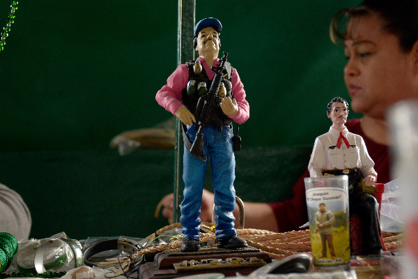 El Chapo, Javier Duarte, corrupción, debate, redes sociales
