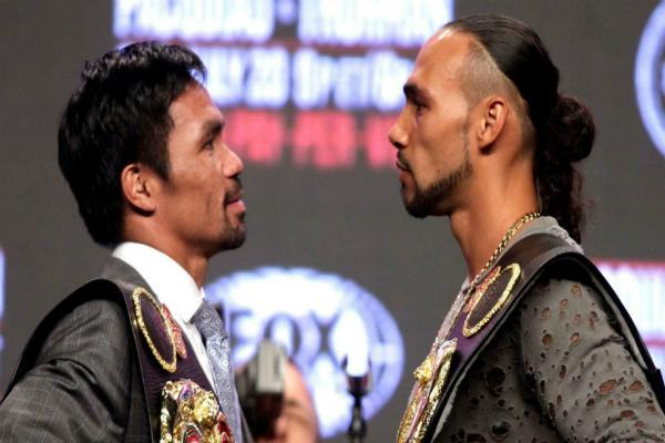 El combate entre Manny Pacquiao y Keith Turman se disputará en el MGM Grand Arena de Las Vegas. Foto: Especial