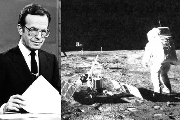 Jacobo Zabludovsky narró cuando el hombre llegó a la Luna
